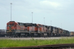 BNSF 8634